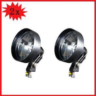 """Coossi 2 X 6"""" 55W 12V HID Work Light Off Road Lamp Spot Headlight Jeep Truck SUV Automotive"""
