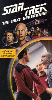 Star Trek   The Next Generation, Episode 6: Where No One Has Gone Before [VHS]: LeVar Burton, Gates McFadden, Gabrielle Beaumont, Robert Becker, Cliff Bole, Timothy Bond, David Carson, Chip Chalmers, Richard Compton, Robert Iscove, Winrich Kolbe, Peter Lau