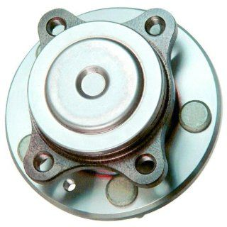 512299 Axle Bearing & Hub Assembly for Ford Five Hundred, Freestyle, Taurus, Mercury Montego, Sable, Rear Non Driven without ABS Automotive