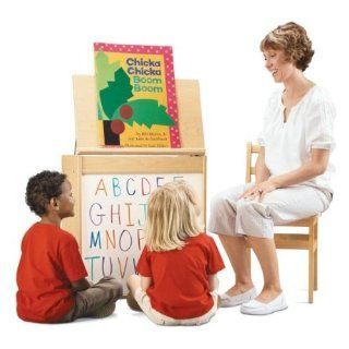 Young Time Big Book Easel Assembled Toys & Games