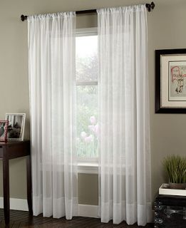 CHF Soho Voile 59 x 84 Panel   Sheer Curtains   For The Home