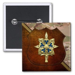 [500] Military Intelligence Branch Insignia Pins