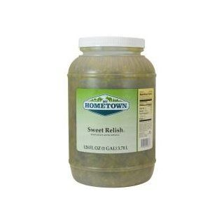 My Home Town Value Sweet Relish, 1 Gallon    4 per case. Industrial & Scientific