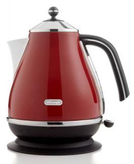 DeLonghi kMix DSJ04 Tea Kettle, Electric   Coffee, Tea & Espresso   Kitchen