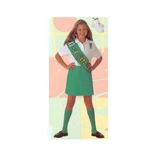 NEW Junior Girl Scout Skirt Clothing