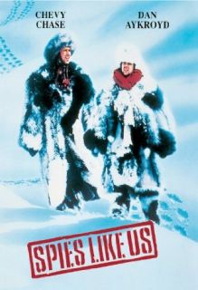 Spies Like Us: Dan Aykroyd, Chevy Chase, Donna Dixon, Bernie Casey:  Instant Video