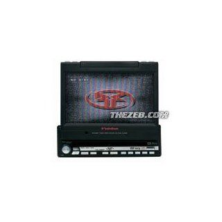 Rockford Fosgate RAVDVD2 Audio/Video Stereo Receiver Electronics