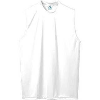 Adult Wicking Shooter Shirt   WHITE   X LARGE at  Men�s Clothing store: Athletic Shirts