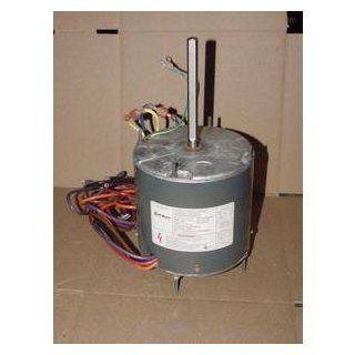 GENERAL ELECTRIC 5KCP39PGU419S 1/2 HP ELECTRIC MOTOR 208 230 VOLT / 1075 RPM   Electric Fan Motors
