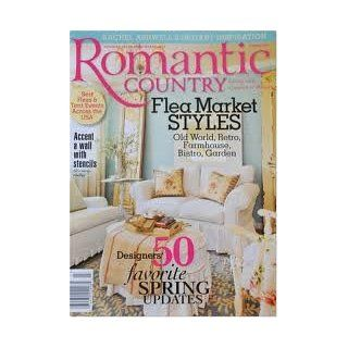 Romantic Country Flea Market Styles Spring Magazine Issue 2012 (Country Flea Market Decorating Ideas, 123) Mary Forsell Books