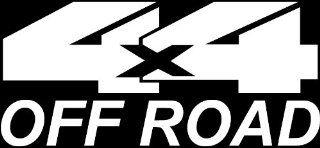 4x4 OFF ROAD Vinyl Decal Sticker fit Dodge Toyota GMC Car Truck Auto USA SELLER Automotive