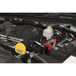 Ironton Oil Extractor Pump — 12V DC, 60 Watt, 3L/Min. Flow Rate  DC Powered Oil Pumps