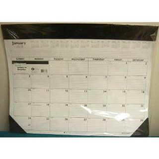 "259 174 Office Depot 2010 12 month Calendar. Size 22"" x 17""  Office Desk Pad Calendars"