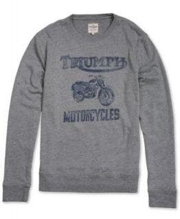 Lucky Brand Jeans Shirt, Triumph Stencil Henley Shirt   T Shirts   Men