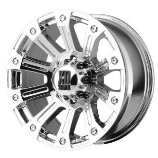 "KMC Wheels XD Series Ambush XD441 Chrome Wheel (18x9""/8x165.1mm): Automotive"