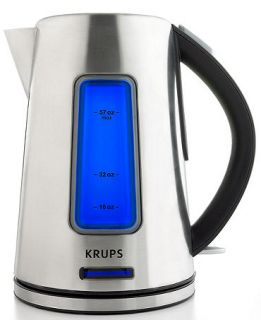 Krups BW3990 Electric Kettle, Prelude   Coffee, Tea & Espresso   Kitchen