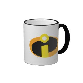 The Incredibles Logo Coffee Mugs