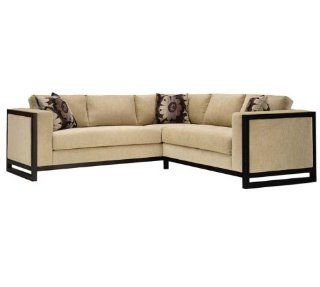 Lazar Macintosh MM158 SEC Sectional : Sectional Sofas : Patio, Lawn & Garden