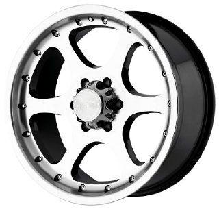 "Black Rhino Wheels Ocotillo Series Gloss Black Wheel with Machined Face (17x9""/6x139.7mm) Automotive"