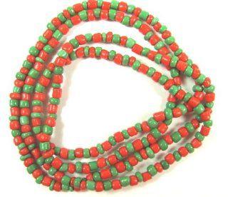 Collares de Cuentas Santeria Orisha Eleke Elekes Collar, EK 124   San Miguel: Health & Personal Care