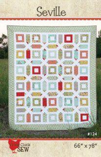 Seville Quilt Pattern