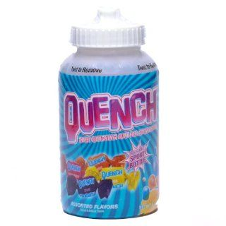 """Mueller Quench """"On The Go"""" Pint 4 oz, 25 assorted flavors pieces / bottle (approx) Box of 6 bottles Sports & Outdoors"""