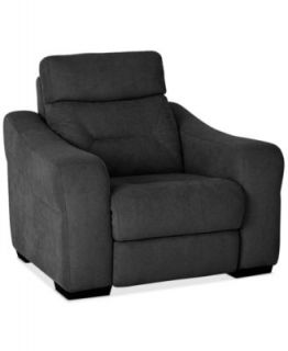 Ricardo Fabric Power Recliner Chair, 48W x 44D x 38H   Furniture