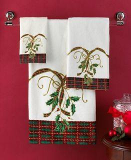 Lenox Bath Towels, Holiday Nouveau 27 x 50 Bath Towel   Bath Towels   Bed & Bath