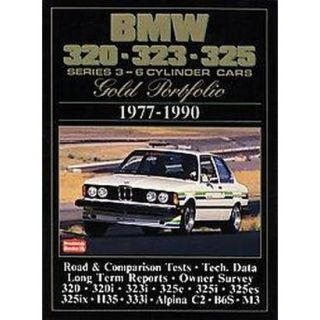 Bmw 320 323 325 Series 3   6 Cylinder Cars Gold