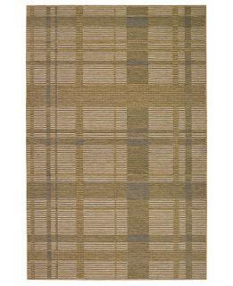 Couristan Area Rug, Indoor/Outdoor Berkshire 8368/0906 Taconic Corn Mocha 86 x 13   Rugs