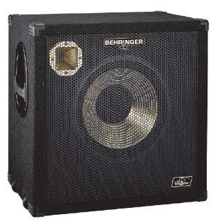 Behringer High Performance 600 Watt Bass Cabinet BA115 Musical Instruments