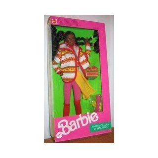 Barbie Doll Benetton Christie New in Box 1990 Toys & Games