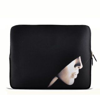 """Hooded Lady 17.1"""" 17.3"""" inch Laptop Bag Sleeve Case for Apple MacBook pro 17 /Dell Inspiron 17R Vostro XPS Alienware M17x /Acer/ lenovo / Samsung 700 Sony Vaio E 17/ HP dv7 ENVY 17/Asus G74 K73 N75 A93 17 inch Laptop: Computers & Accessories"""