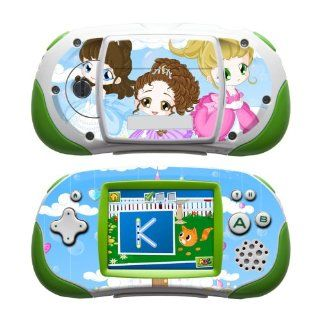Little Princesses Design Protective Decal Skin Sticker for LeapFrog Leapster Explorer Learning Tablet Toys & Games