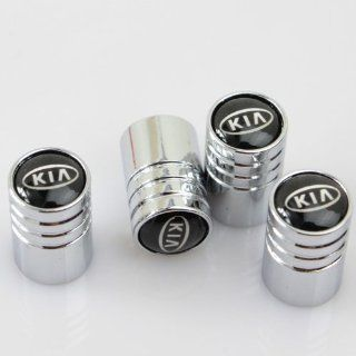 KIA Car Wheel Tire Valve Stem Caps Automotive