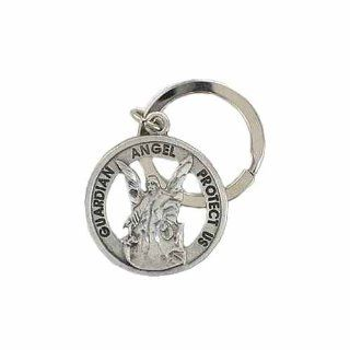 Guardian Angel Key Ring: Jewelry