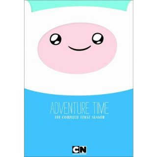 Adventure Time The Complete First Season (2 Discs)