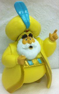 Disney Aladdin, Sultan Petite Doll Cake Topper Figure, Style May Differ Toys & Games