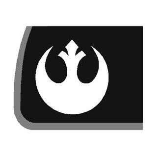 Rebel Alliance Logo Car Decal / Sticker Automotive