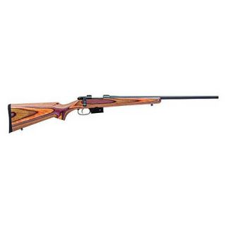 CZ USA American 223 Rem. w/Brown/Red Sunset Camo Laminate Stock/21.9 Barrel 417611