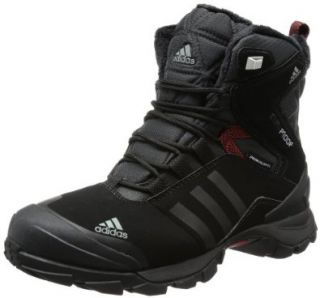 adidas Performance WINTER HIKER SPEED CP PL V22179, Herren Trekking  & Wanderschuhe, Schwarz (BLACK 1 / BLACK 1 / CORE ENERGY S12), EU 49 1/3 (UK 13.5) Schuhe & Handtaschen