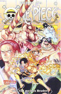 One Piece, Band 59 Der Tod meines Bruders Eiichiro Oda, Antje Bockel Bücher