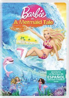 Barbie in A Mermaid Tale (Spanish): Kelly Sheridan, Kathleen Barr, Tabitha St. Germain, Peter Mel, Nakia Burrise, Maryke Hendrikse, Emma Pierson, Ciara Janson, Gary Chalk, Adam L. Wood, Anita Lee, Tiffany J. Shuttleworth, Elise Allen: Movies & TV