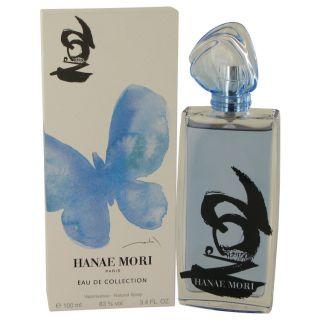 Hanae Mori Eau De Collection No 2 for Women by Hanae Mori EDT Spray 3.4 oz