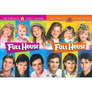 Full House The Complete Seasons 1 & 2 (8 Discs)
