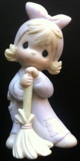 "Isn't He Precious ""Addition to the Mini Nativity"" Precious Moments #522988   Collectible Figurines"