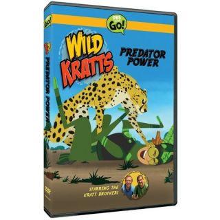 Wild Kratts: Predator Power: TV Shows