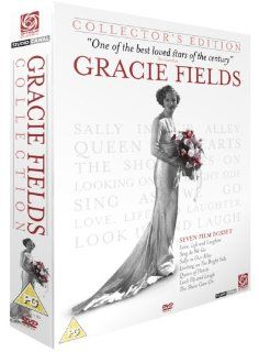 Gracie Fields Collection (Love, Life and Laughter / Sing As We Go / Sally in Our Alley / Looking on the Bright Side / Queen of Hearts / Look Up and Laugh) [Region 2] Vivien Leigh, Frederick Leister, Patrick Barr, Gracie Fields, John Loder, Ivor Barnard, A