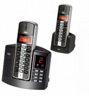 AEG Tara 205 2 schnurloses DECT Telefon inkl. Elektronik