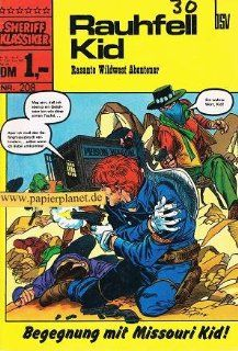 Sheriff Klassiker Nr. 208 Rauhfell Kid BSV Comics = Rawhide Kid, Marvel Comics, Comic Heft: Dick, Bill Everett Stan Lee u. a. Ayers: Bücher